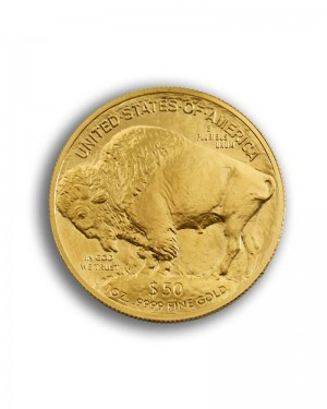 1oz Gold Buffalo (Qty 1-9)