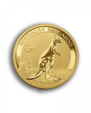 1oz Gold Kangeroo