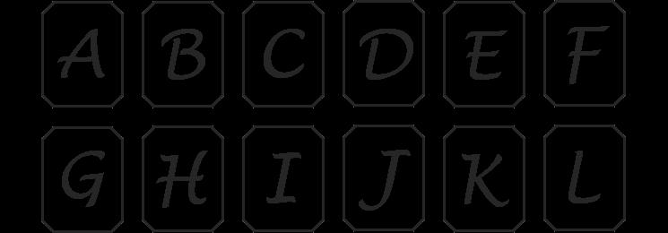 L-R: 2011, 2012, 2013, 2014, 2015, 2016, 2017, 2018, 2019, 2020, 2021, 2022